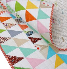 Red Pepper Quilts: Save the Scraps!