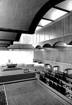 st peter's seminary, cardross, scotland gillespie, kidd & coia CQ 1967