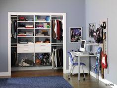 Organize a Kids' Closet Lickety-Split