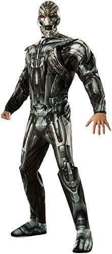Rubie's Costume Co Men's Avengers 2 Age Of Ultron Deluxe Adult Ultron Costume, Multi, Standard Rubie's http://www.amazon.com/dp/B00SSXNW42/ref=cm_sw_r_pi_dp_LJwfwb0MFJ2F5