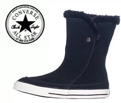 1a2b5b0be7736a NEW CONVERSE ALL STAR CHUCK TAYLOR CT BEVERLY BOOT MID  GIRL 3   WOMEN 5
