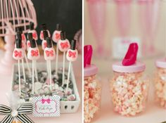 Love this Barbie theme from Anders Ruff Custom Designs, LLC: Glam Barbie Spa Party