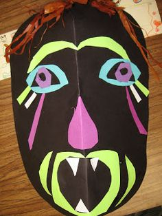 These are Awesome!!!    I was specifically asked by one of the fifth grade teachers to create a lesson on Inuit masks, since he was going to...