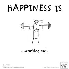 Happiness is  ----> http://ever-unfolding.net/sports-fitness/