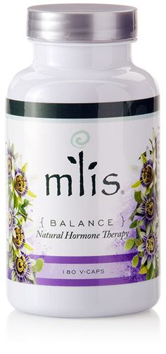Balance Hormones Naturally M'lis Balance – Natural Hormone Therapy and all M'lis Products Available at Tomorrow's Body http://www.tomorrowsbody.com/mlis-balance/