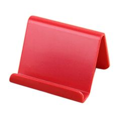 Mobile Phone Plastic Holder Candy Mini Portable Fixed Holder Home Supplies Red Cheap Home Office, Home Office Storage, Toy Storage Bags, Storage Boxes, Door Holders, Decorative Wall Hooks, Phones For Sale, Phone Holder, Things That Bounce