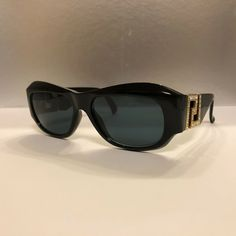 b7c55559aab GIANNI VERSACE MOD T75 C Col 852 Authentic Vintage Sunglasses Great con!   affilink