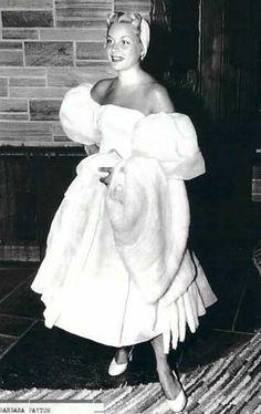 Barbara Peyton: the Lindsay Lohan of yesteryear.