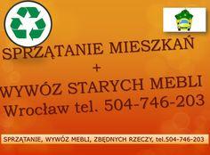 Sprzątanie i wywóz mebli, tel 504-746-203, Wrocław, Sprzątanie piwnic, strychów, garaży, altanek, działek, komórek, porządki, sprzątniecie zbędnych rzeczy, Wrocław,