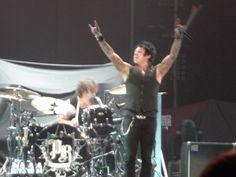 Papa Roach...Phoenix 2009
