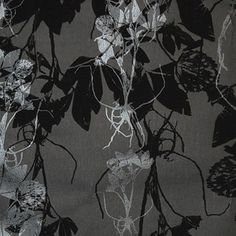 """Rose Roll 27""""x15' Noir Set Of 3 now featured on Fab."""