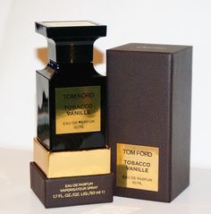 Tom Ford Vanilla Tobacco hmmmmmm