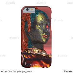ARES - CYBORG BARELY THERE iPhone 6 CASE