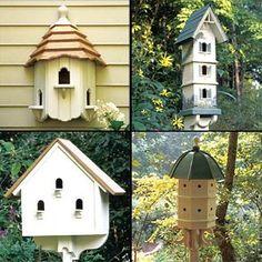 Time to build a birdhouse Bird House Plan
