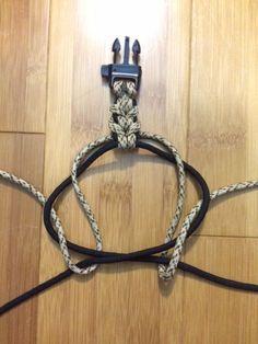 Green Snake Paracord Bracelet 11