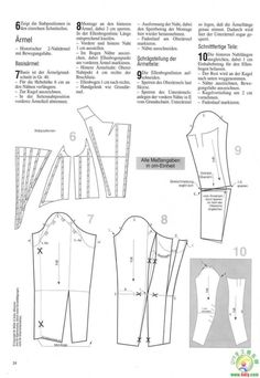 17 sleeve alteration