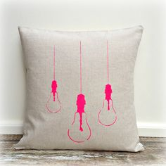 Neon Pink Down That Little lane 2 | ELLE Decoration NL