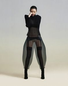 works from shanghai-based stylist & designer JIN CHONGYU /// NeochaEDGE ///