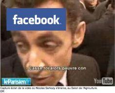 Sarkozy, le scandale Facebook - MEDIAPART