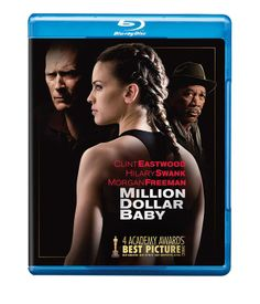 """""""Mo cuishle means my darling. My blood."""" Own this poignant, award-winning film today  #MillionDollarBaby #ClintEastwood #HilarySwank #boxing"""