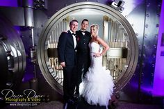 The State Rooms Vault. #Albany #albanyweddings #weddings www.thestateroomalbany.com