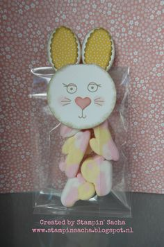 Stampin' Sacha - Stampin' Up! Stampin Up, Cellophane Bags, Easter Treats, Punch Art, Gift Packaging, Cardmaking, Baby Kids, Catalog, Paper Crafts