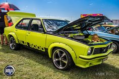 TORANA SLR 5000 Australian Muscle Cars, Aussie Muscle Cars, Holden Torana, Ford Girl, Hot Cars, Motocross, Cars And Motorcycles, Classic Cars, Wheels