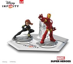 Disney INFINITY: Marvel Super Heroes (2.0 Edition) Video Game Starter Pack – Xbox 360 | Hundreds of Toys
