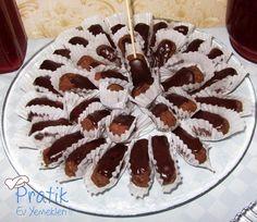 Cake Recipes, Dessert Recipes, Desserts, Turkish Recipes, Ethnic Recipes, Mini Cheesecakes, World Recipes, Caramel Apples, Chocolate Cake