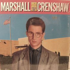 Vintage LP Vinyl Record Collection - Field Day Album By Marshall Crenshaw, Pop Rock, Catalog Number Warner Bros. Worst Album Covers, Music Album Covers, Music Albums, Robert Christgau, Youre On My Mind, Bad Album, Vinyl Record Collection, Field Day, Vintage Vinyl Records