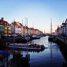 B - E - A - UTIFUL! Nyhavn is full of colour, music, people, history, restaurants, pubs and so on. See it and fall in LOVE with life!