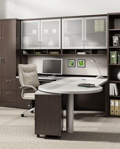 Office furniture ideas Interiors Cool Office Desks For The Modern Business Man Httpblogofficeanything Pinterest 105 Best Office Furniture Images Office Ideas Workplace Design