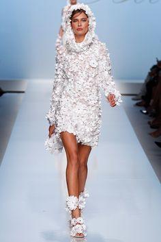 Blumarine Spring 2012 Ready-to-Wear Fashion Show