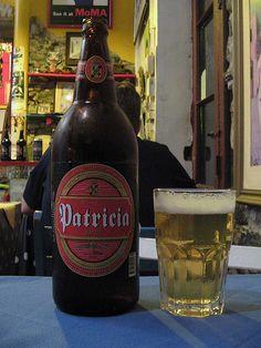 Uruguay-Cerveza Patricia,