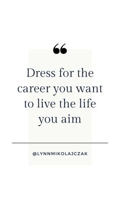 Your work style reflects how serious you take your career  More workwear inspiration? Follow @lynnmikolajczak on Instagram. Workwear Fashion, Work Fashion, Organic Facial, Style Matters, Professional Image, How To Gain Confidence, Working Woman, Career Advice, Read More