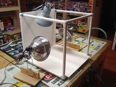 Photo Booth with PVC and foam board Pvc Pipe Crafts, Pvc Pipe Projects, Ebay Selling Tips, Ebay Tips, Diy Photo Booth, Photo Booths, Diy Jewelry Holder, Wicker Furniture, Craft Business