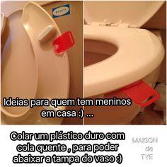 Antes & depois de hoje é :)  Uma dica para o banheiro :)   #banheiro  #ideias  #diy  #ideiasBanheiro  #toile  #idea