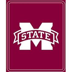 Logo Chair Mississippi State Bulldogs Classic Fleece