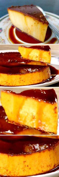 ¡Rica merienda! Consiente a tus hijos con un FLAN de GUAYABA. #flan #guayaba #postres #caramelo #flanes #pudin #budin #cheesecake #cakes #pan #panfrances #panettone #panes #pantone #pan #recetas #recipe #casero #torta #tartas #pastel #nestlecocina #bizcocho #bizcochuelo #tasty #cocina #chocolate Si te gusta dinos HOLA y dale a Me Gusta MIREN...
