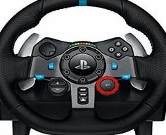 Logitech G29 Driving Force Racing Wheel (PS4, PS3) UK-Plug Logitech Driving Force G29 - wheel and pedals set - wired (Barcode EAN = 5099206057319). http://www.comparestoreprices.co.uk/latest2/logitech-g29-driving-force-racing-wheel-ps4-ps3-uk-plug.asp