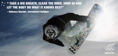 Bex in the half pipe Olympians, Snowboarding, Wise Words, Take That, Snow Board, Wisdom Sayings, Snowboards, Word Of Wisdom