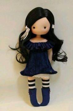 Gorjuss type doll