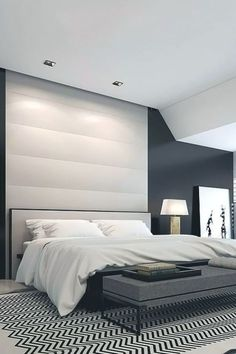 The bedroom is the most private space in between many of the rooms in your house, in your bedroom can make all the personal activities freely, and of course, its <u>дизайн ялинки 2017</u> main function is to sleep. Quality sleep requires a comfortable bedroom. Nowadays, modern design combines functionality bedroom bedroom as a place to rest and to work. So now many modern bedroom designs that include a small workspace in the corner of the room. Modern bedroom feels spacious when occupied because usually use the…