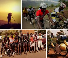 Baisikeli: The Story Of An African Cycling Team Circles, Turning, Behind The Scenes, Cycling, African, Bike, Movies, Movie Posters, Bicycle