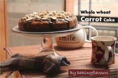 wholewheat carrot cake