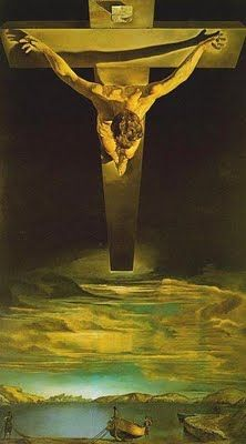 Salvador Dalí, Christ of Saint John of the Cross