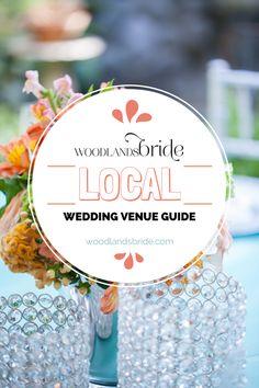 North Houston Wedding Venue Guide - WoodlandsBride.com