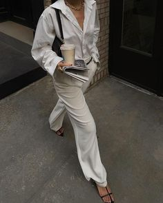 Classy Outfits, Fall Outfits, Summer Outfits, Look Fashion, Fashion Outfits, Womens Fashion, City Fashion, Fashion 2020, Spring Summer Fashion