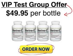 Marine D3, a blood pressure and anti-aging supplement has been getting a huge buzz lately on the most popular health forums online.