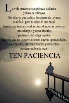 La Vida Lúcida added a new photo — with Alfredo Pina and 46 others. Positive Thoughts, Positive Quotes, Positive Phrases, Motivacional Quotes, Famous Quotes, Woman Quotes, Frases Humor, More Than Words, Spanish Quotes